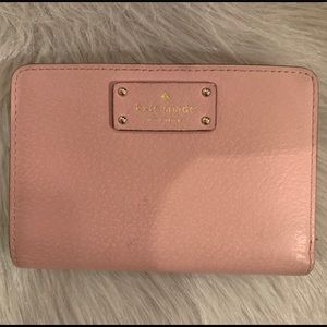 Kate Spade Tellie Grove Street- Pink Wallet